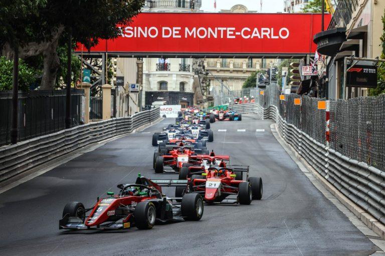 KIC Motorsport keräsi 20 pistettä Monacon Formula Regional kilpailuista — Patrik Pasmalle kaksi viitossijaa