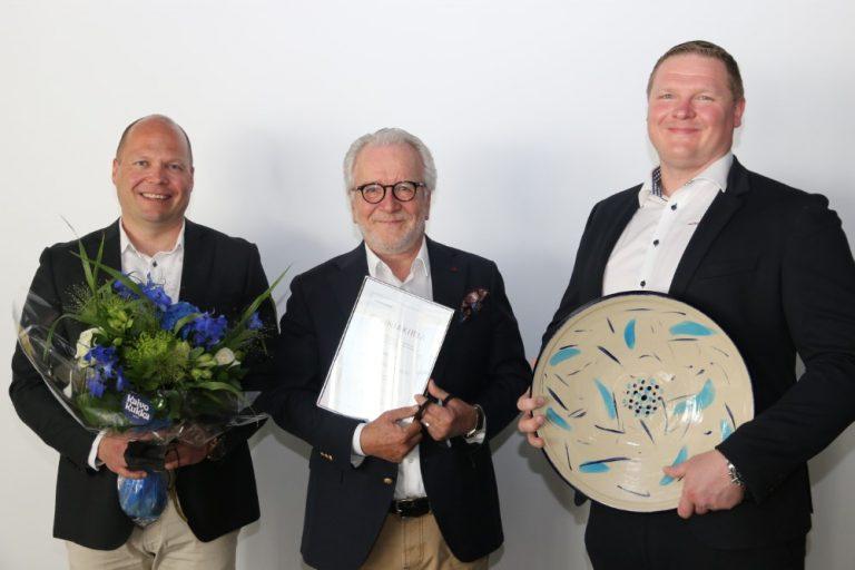 Järvileasing Oy voitti Itä-Uudenmaan yrityspalkinnon