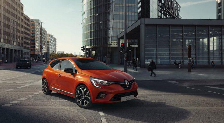 Renault Clio -mallistoon uusi automaattiversio