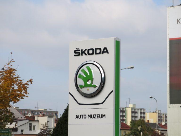Nyt pääsee virtuaalivierailulle Škoda-museoon