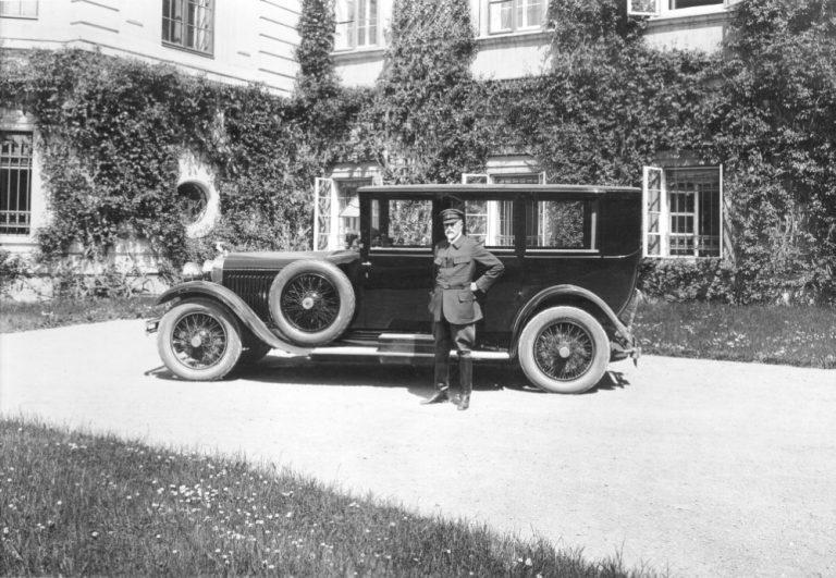 Historian havinaa: Škoda Hispano-Suiza presidentti Tomáš Garrigue Masarykin autona