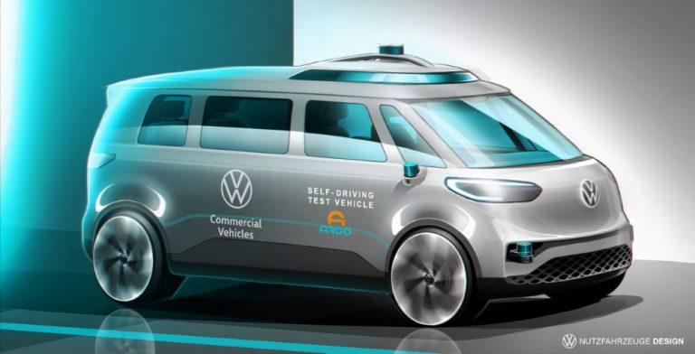 Volkswagen Hyötyautot perustaa uuden divisioonan liikkumispalvelujen ja autonomisen ajamisen kehittämiseen