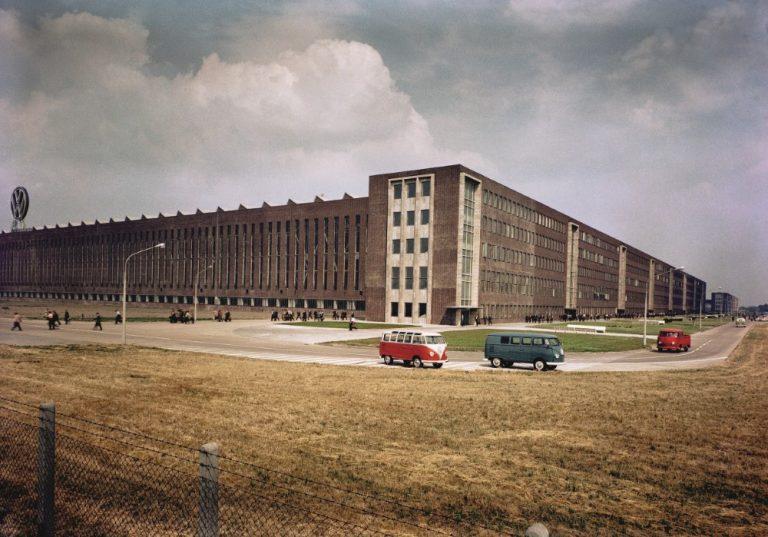 Historian havinaa: Volkswagen Transportereita on valmistettu Hannoverissa jo 65 vuotta