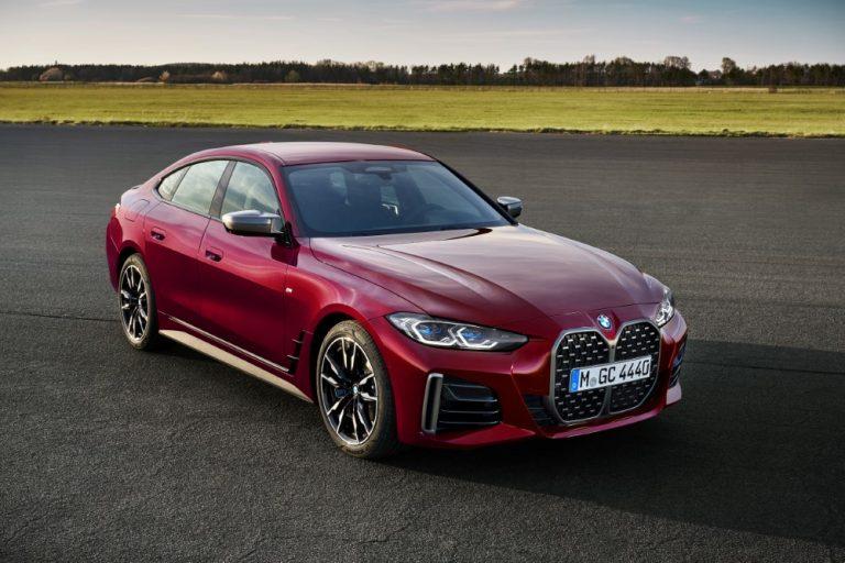 BMW esittelee toisen sukupolven täysin uuden 4-sarjan Gran Coupén