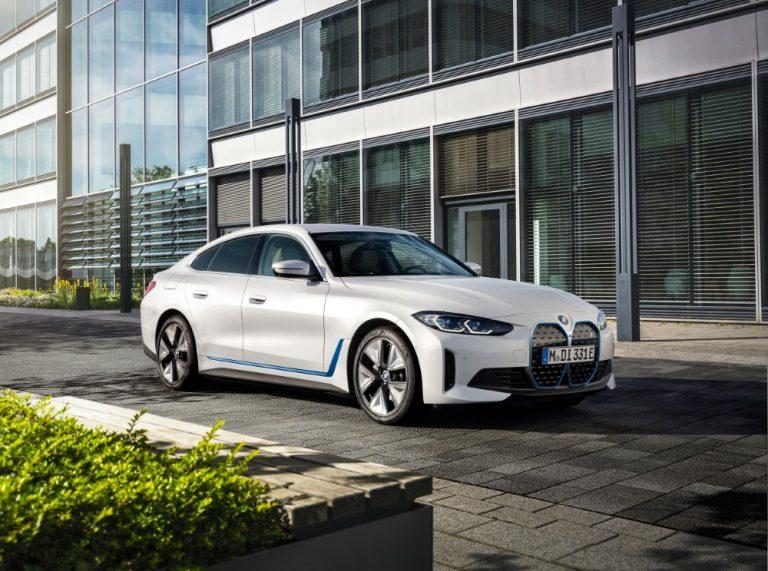 BMW:ltä kaksi uutta sähköautomallia