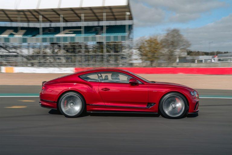 Uusissa Continental-malleissa Bentleyn kaikkien aikojen edistyksellisin alusta