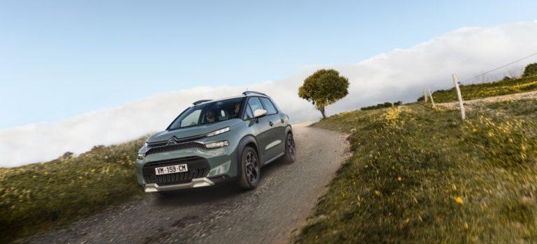 Uuden Citroën C3 Aircrossin ennakkomyynti alkanut — edullisin malli maksaa 21 390 euroa