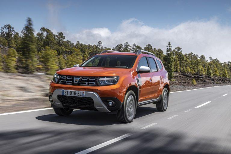 Uudistunut Dacia Duster Suomeen alkusyksystä