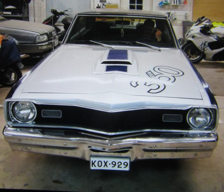 Nämä kaksi harrasteautoa on varastettu: Buick Skylark ja Dodge Dart Swinger – katso kuvat!