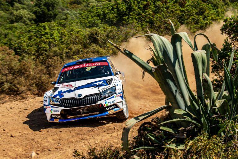 WRC: Hajonnut vesiletku aiheutti Lindholmin keskeytyksen Sardiniassa