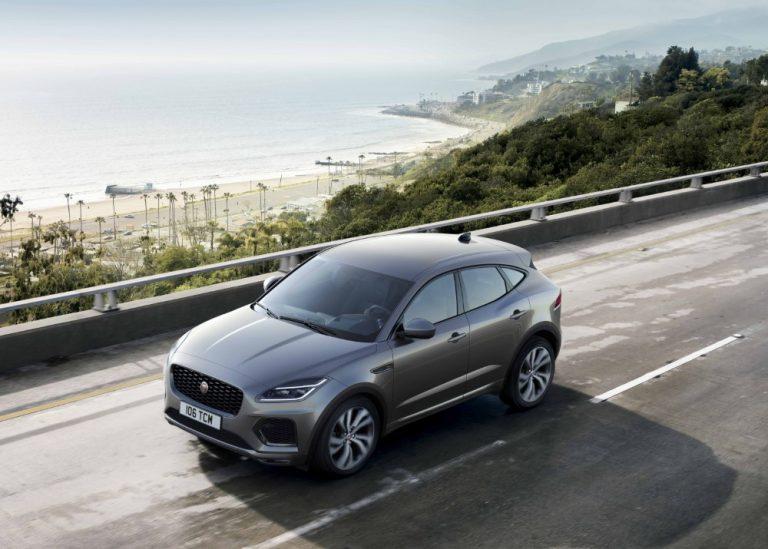 Jaguar uudisti E-Pace-mallin