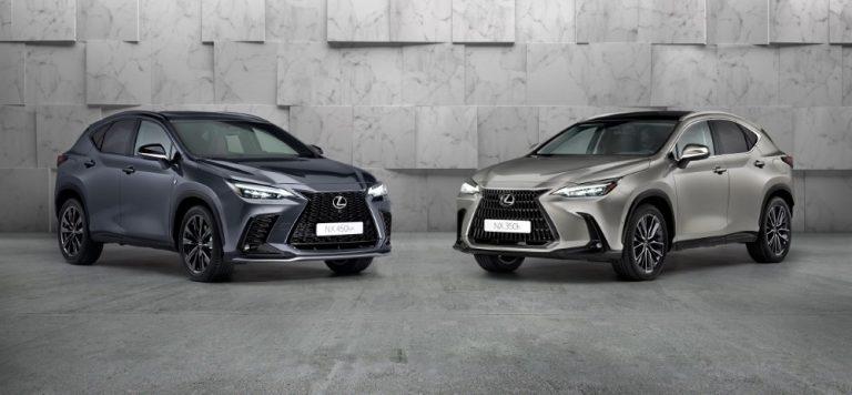 Tällainen uudistunut Lexus NX Suomeen loppuvuodesta
