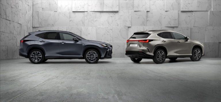 Uusi Lexus NX -malli hinnoiteltu ja ennakkomyynti alkanut