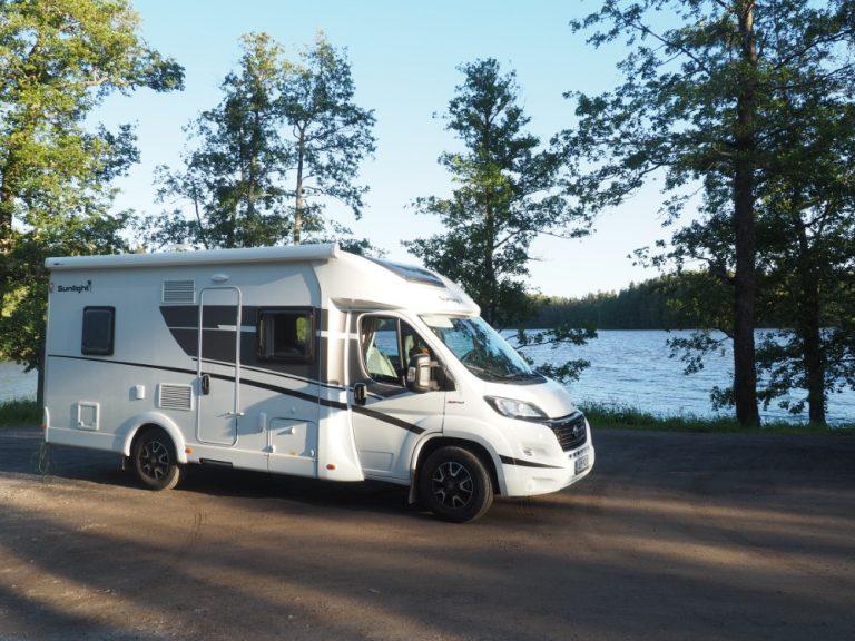 Suomeen tullut matkailuajoneuvojen Airbnb-palvelu