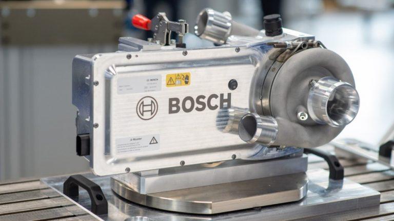 Boschilla vahva usko polttokennoihin