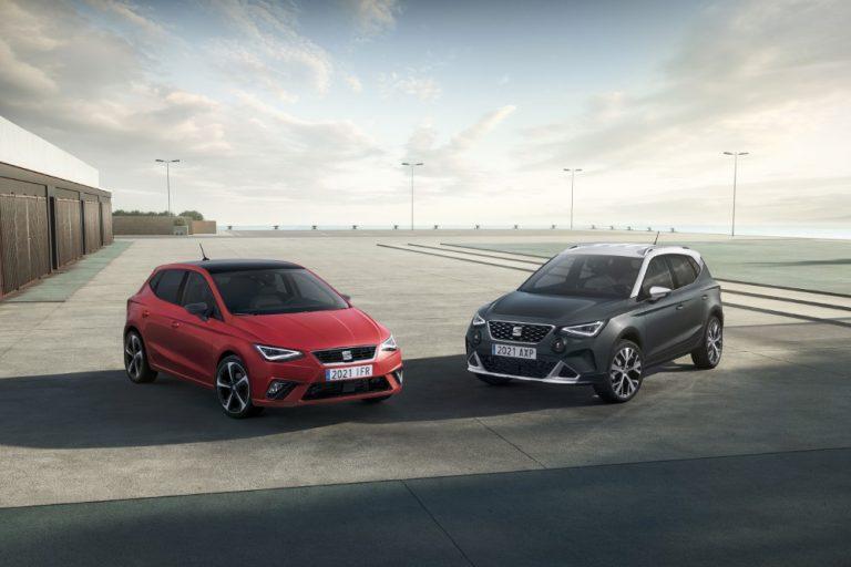 Uudistuneet Seat Ibiza ja Seat Arona nyt myynnissä