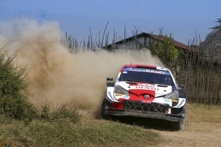 WRC: Ogier kärjessä ennen Safarirallin viimeistä erikoiskoetta