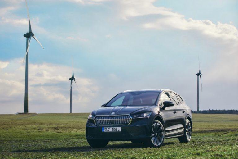 Škoda toimittaa Enyaq iV -katumaasturit hiilineutraaleina