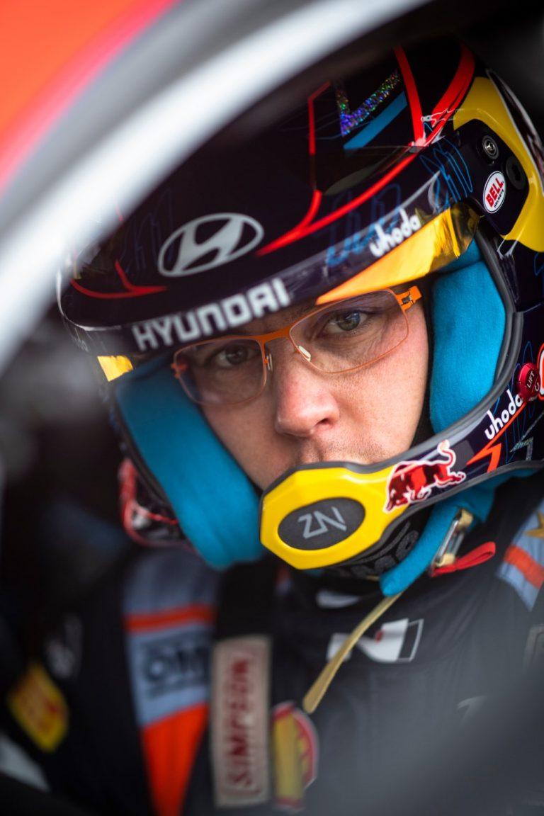 WRC: Kärkipaikka vaihtui Katalonian MM-rallissa