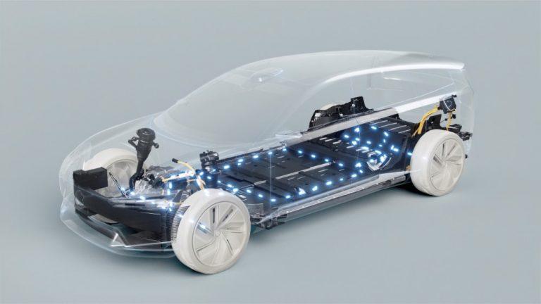 Volvo Cars tavoittelee sähköautoissaan tuhannen kilometrin toimintamatkaa