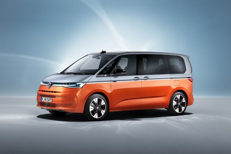Tällainen uusi VW Multivan tulee Suomeen ensi vuoden alussa
