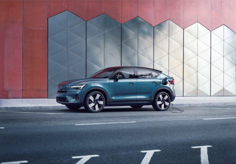 Volvo Carsin seuraavan sähköauton myynti on alkanut