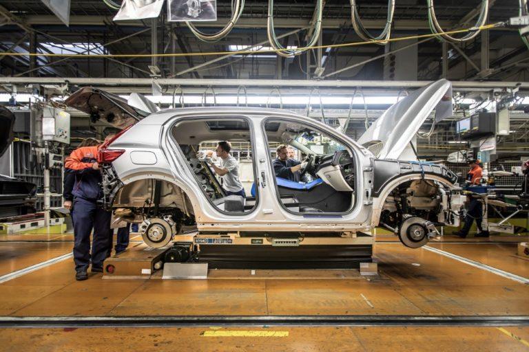 Volvo Cars tutkii SSAB:n kanssa fossiilivapaan teräksen mahdollisuuksia