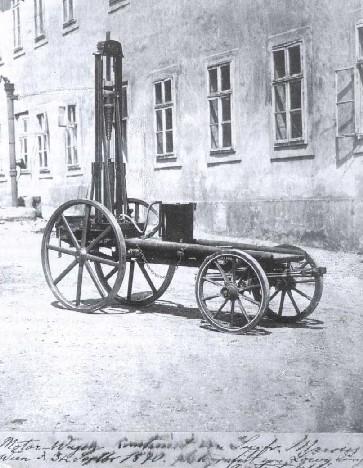 Historian havinaa: Moottorin voimalla liikkuminen mullisti maailman yli 160 vuotta sitten