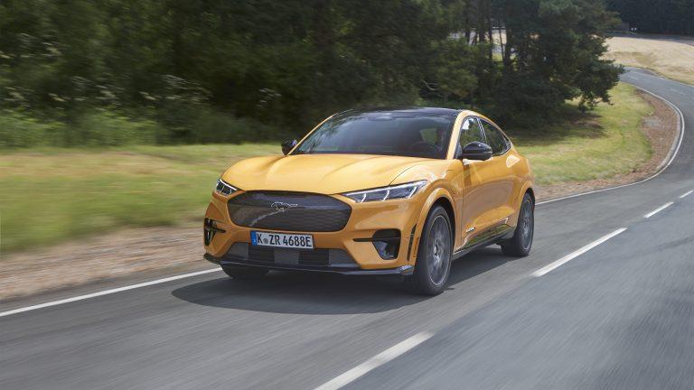 Ford Mustang Mach-E GT -mallin hinnat on julkaistu ja auto on nyt tilattavissa
