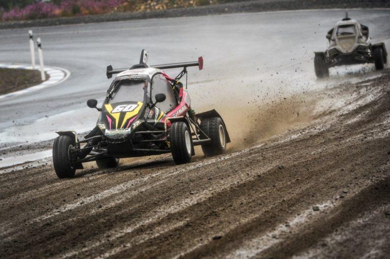 Joni-Pekka Rajala voitti Oulussa sekä crosskartin että rallicrossin