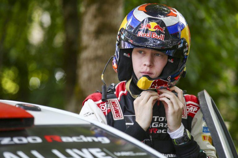 WRC: Rovanperä selvässä johdossa aamupäivän jälkeen