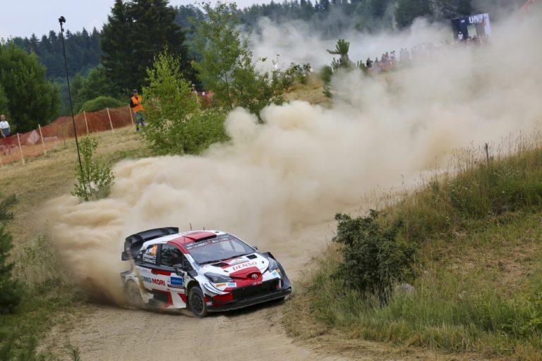 WRC: Rovanperä kasvattaa lisää kaulaa Breeniin