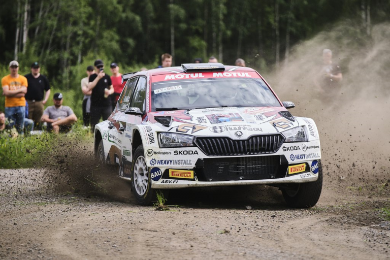 WRC: Mikko Heikkilä mukana Viron MM-rallissa