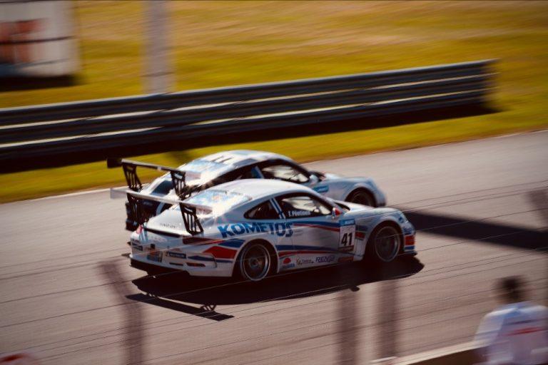 Porsche Sprint Challenge NEZ – kausi avattiin karnevaalitunnelmissa Viron Pärnussa
