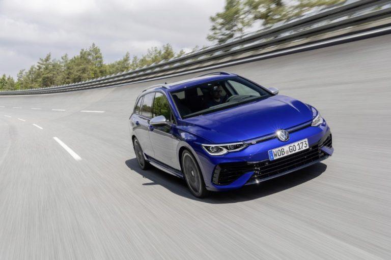 Tällainen on urheilullisin VW Golf Variant kautta aikain (320 hv, 0-100 km/h 4,9 s)
