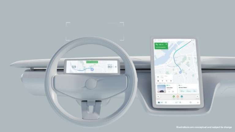 Volvo Cars ja Google jatkavat yhteistyötään