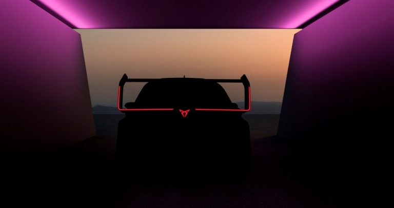 Cupra esittelee syyskuussa konseptin kaupunkisähköautosta