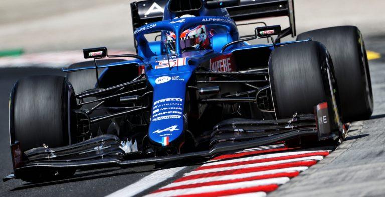 F1: Yllätysvoittaja tapahtumarikkaassa Unkarin GP:ssä