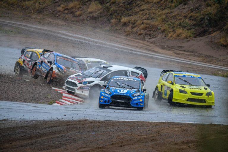 Rallicross: Kalliokoski hallitsi Kouvolan SM-kisan SuperCar-luokkaa