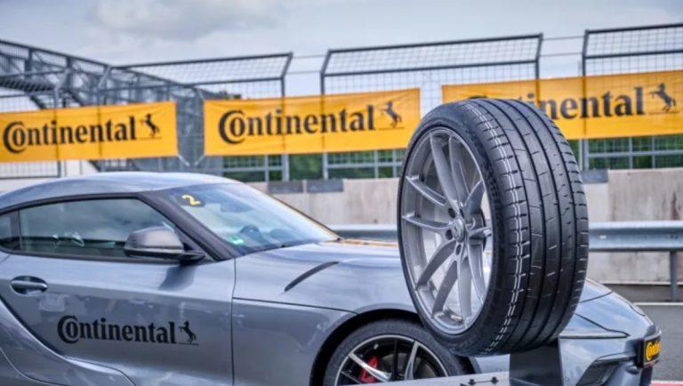 Continental esittelee uuden SportContact 7:n