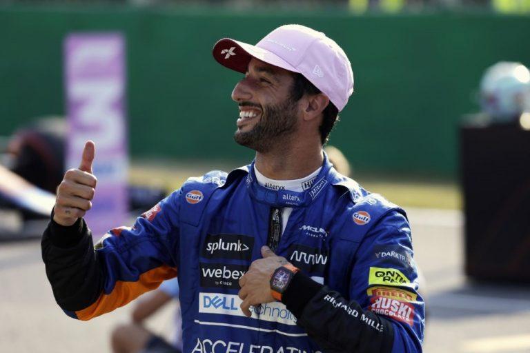 F1: McLarenille kaksoisvoitto Monzassa
