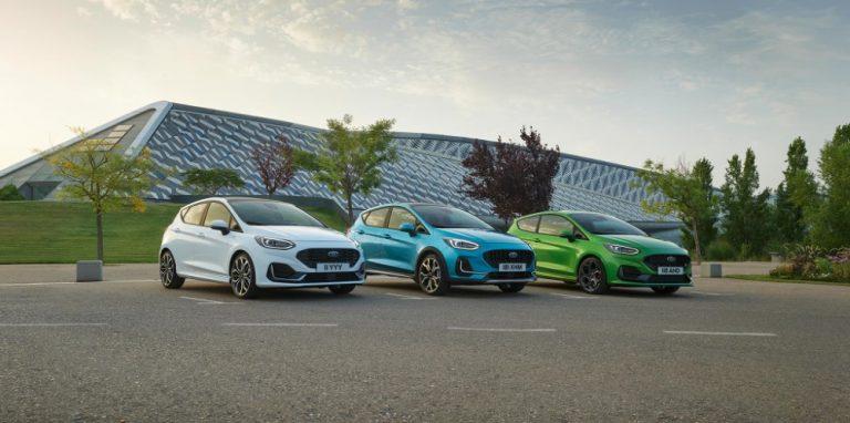 Tällainen on uusi Ford Fiesta