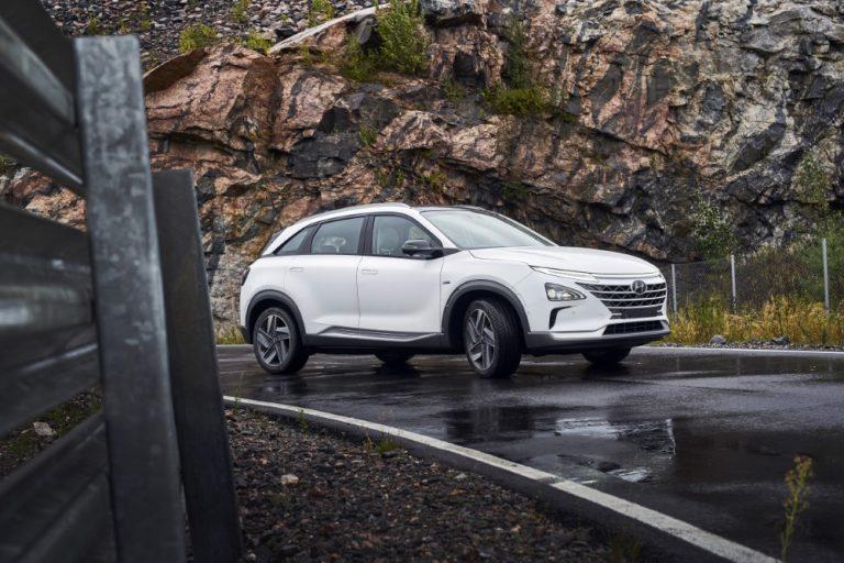 Hyundai: Polttokennoautoilun läpimurto on lähellä