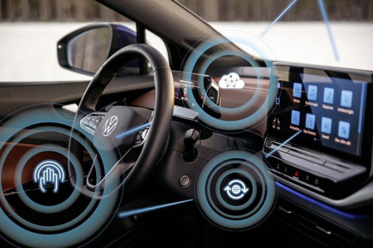 Volkswagenin kaikki ID.-mallit päivittyvät nyt langattoman verkon kautta