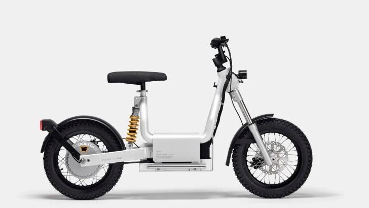 Polestariin tarjolla erikoismalli sähkömoottoripyörästä