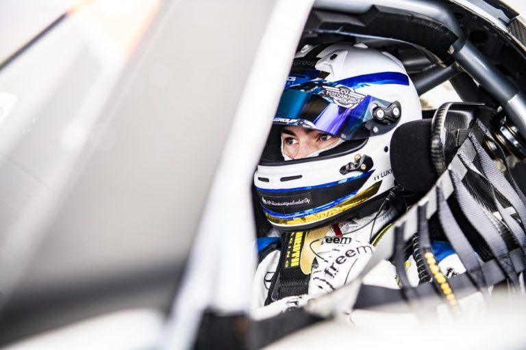 DTM Trophy: Matias Salosen viikonloppu Assenissa aivan penkin alle