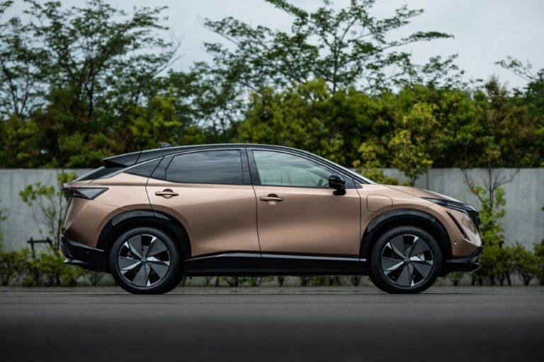 Nissanin uuden täysssähköauton Ariyan ennakkotilaukset käyntiin Norjassa