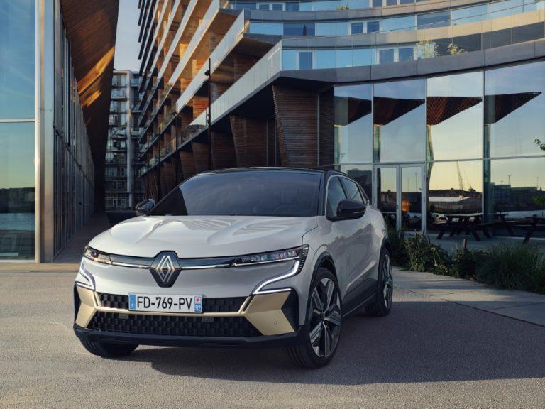 Tällainen on Renault Méganen sähköauto – Suomeen ensi keväänä