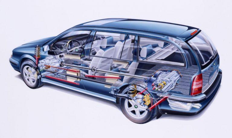 Historian havinaa: Nykyinen Škoda Octavia syntyi 25 vuotta sitten