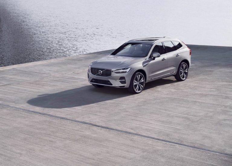 Volvon lataushybrideihin lisää toimintamatkaa